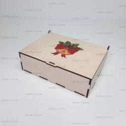 Коробка с фотопечатью