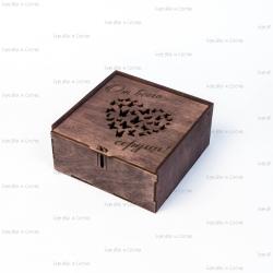 """Коробка подарочная """"От всего сердца"""""""