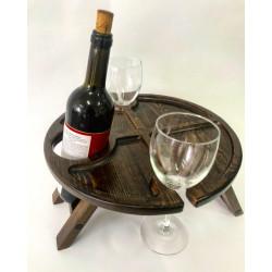 Винный столик, Поднос Березка и Сосна