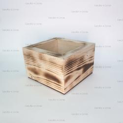Коробка из массива без крышки