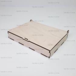 Коробка из фанеры 210*150*30мм