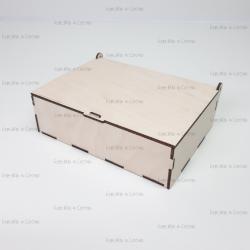 Коробка из фанеры 210*150*60мм