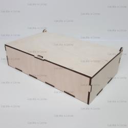 Коробка из фанеры 260*150*60мм