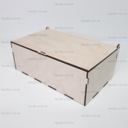 Коробка из фанеры 260*150*90мм
