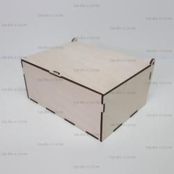 Коробка из фанеры 210*150*90мм