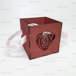 Коробка для цветов (кашпо)