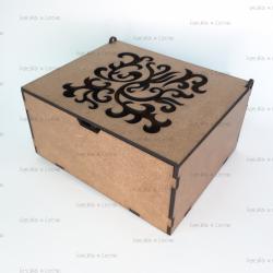 """Коробка подарочная """"вензель"""""""
