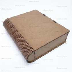 Книжка-шкатулка подарочная